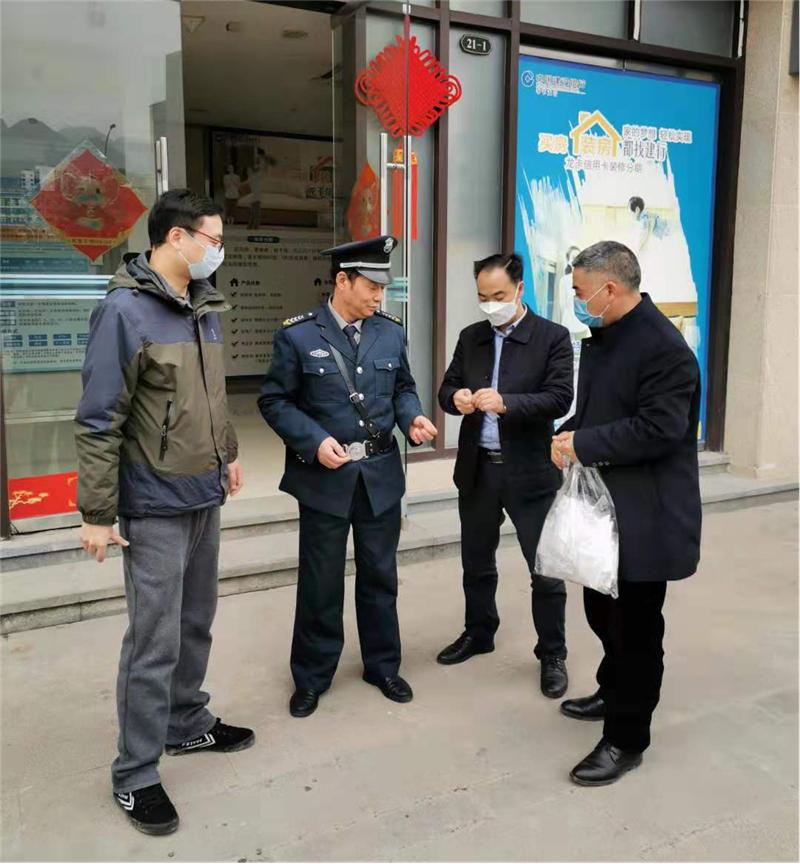 重庆奉节保安服务有限责任公司▕  严控 严防 打好疫情阻击战