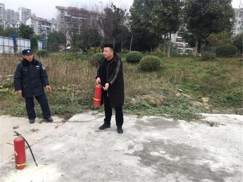 重庆奉节人力资源管理有限公司 ▏ 开展消防安全宣传月活动 提升消防安全服务能力